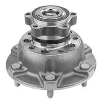 MOOG Hub Assemblies - 515152 Wheel Bearing and Hub Assembly