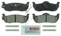 Bosch - BE1041H Blue Disc Brake Pads