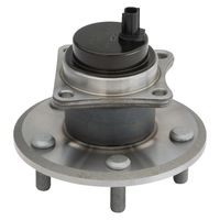MOOG Hub Assemblies - 512405 Wheel Bearing and Hub Assembly