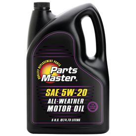 Auto Value Conventional All Weather Motor Oil Parts